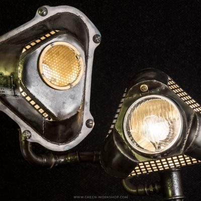 Cafe Racer lamp
