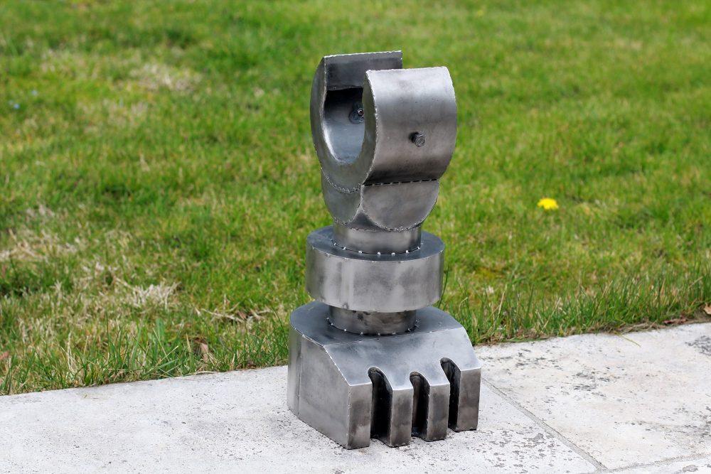lego squelette en métal
