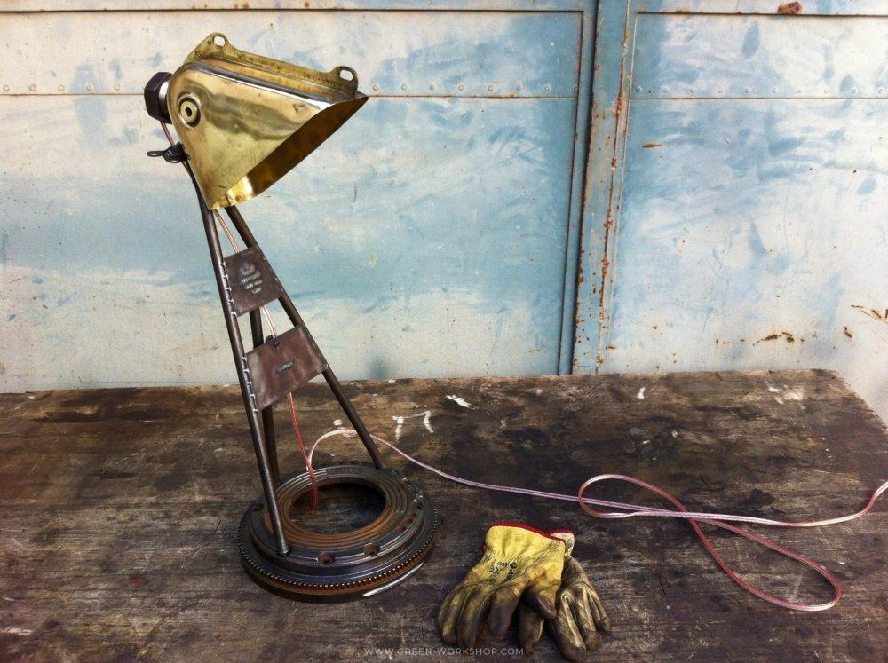 Mad Max Lamp