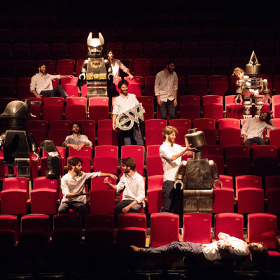 Exposition au Théâtre de Cusset